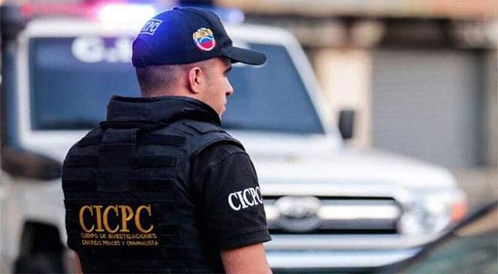 Funcionarios del Cicpc ejecutaron