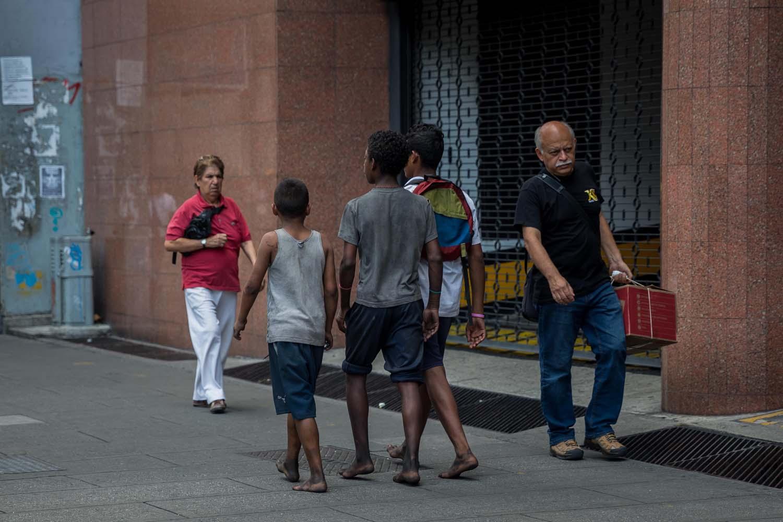 CIDH teme por la crisis que afecta a la juventud venezolana
