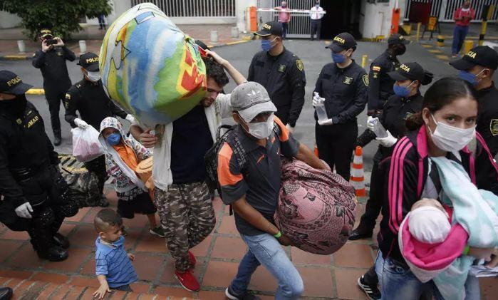 Garantizar, incluir y atender para la protección de migrantes venezolanos