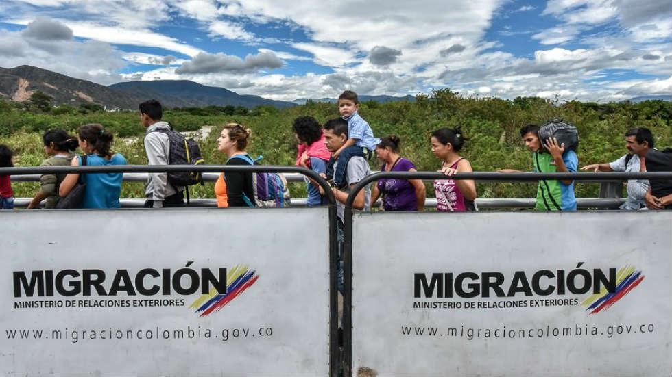 Sistema biométrico es el inicio de una transformación en la migración venezolana