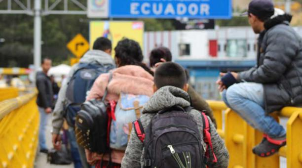 ayuda a la migración venezolana