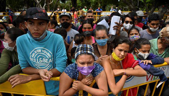 MPI: El perfil de la migración venezolana en la pandemia