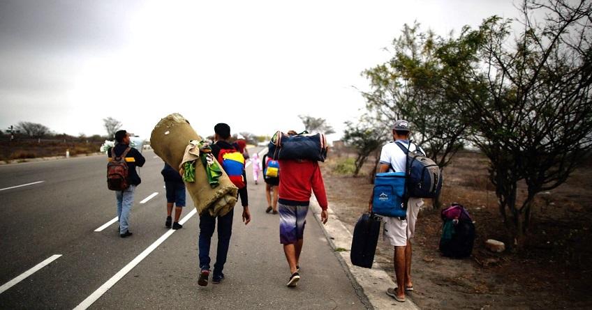 discriminación y criminalización de venezolanos