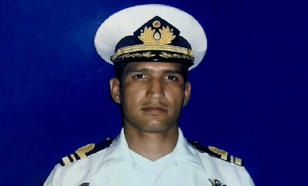 Capitán Acosta Arévalo
