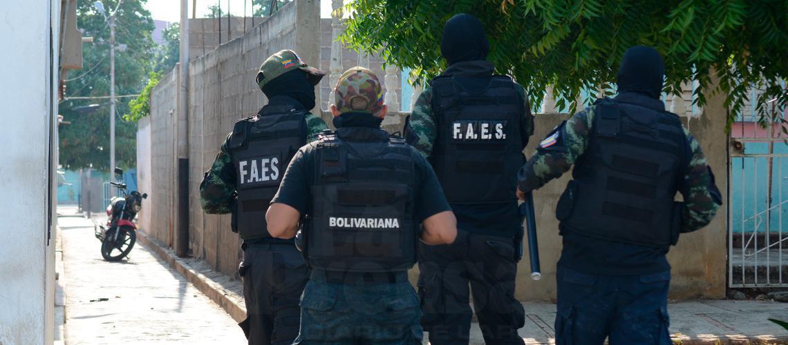 ejecuciones extrajudiciales en Lara